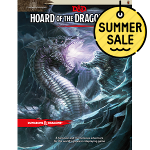 D&D 5.0 Tyranny of Dragons Hoard of the Dragon Queen TRPG