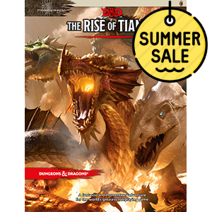 D&D 5.0 Tyranny of Dragons The Rise of Tiamat TRPG