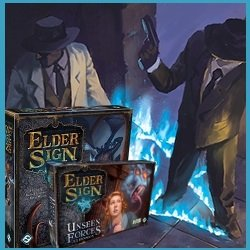 Elder Sign + Unseen Forces Bundle