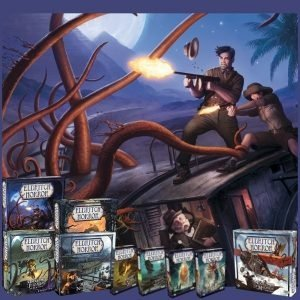 Eldritch Horror Complete Collection