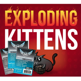 Exploding Kittens Sleeve Pack