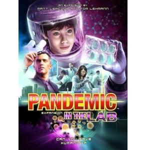 Pandemic In Het Lab