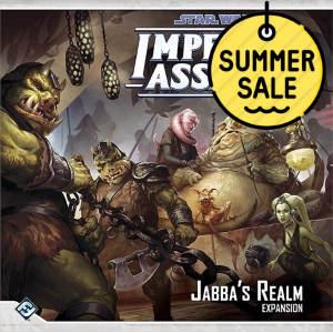 Star Wars Imperial Assault Jabba's Realm