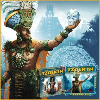 Tzolkin The Mayan Calendar + Tribes and Prophecies Bundle