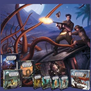 Eldritch Horror Complete Bundle