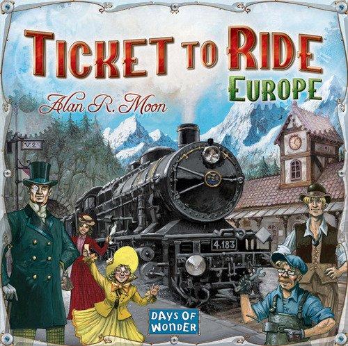 Ticket to Ride: Europa (NL)