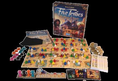 Days of Wonder Bundle II (Five Tribes + Small World NL)