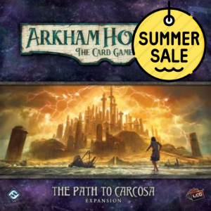 Arkham Horror The Card Game The Path to Carcosa