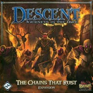 Descent 2nd Edition The Chains that Rust