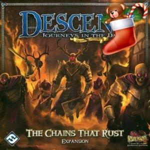 Descent Chains that Rust KA