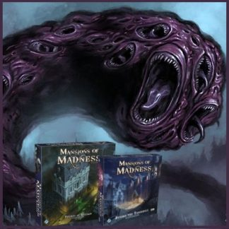 Mansions of Madness Gates of Arkham + Beyond the Threshold Bundle
