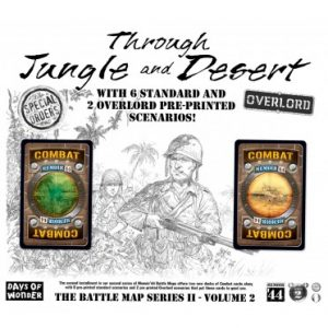 Memoir 44 Through Desert and Jungle