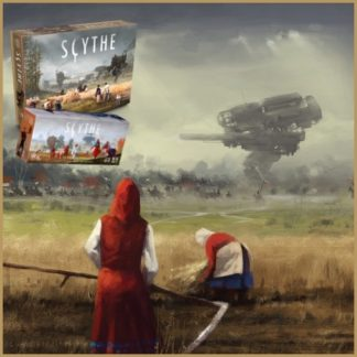 Scythe + Invaders from Afar Bundle