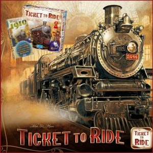 Ticket To Ride USA + 1910 Bundle