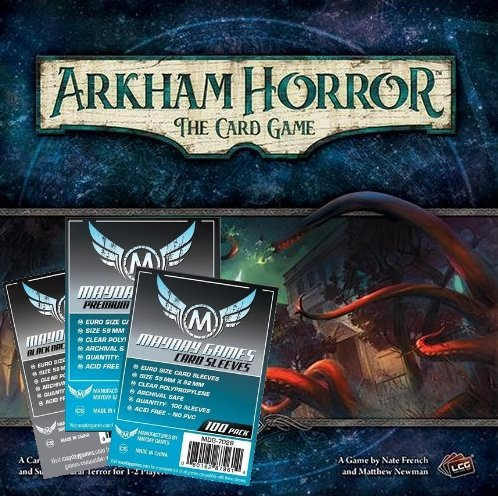 Arkham Horror: The Card Game Sleeve Pack