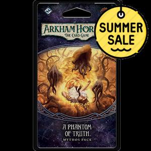 Arkham Horror The Card Game – A Phantom of Truth Mythos Pack
