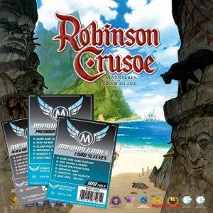 Robinson Crusoe (Premium) Sleeve Pack