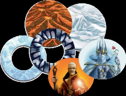 Terra Mystica + Vuur en Ijs (NL) Bundle