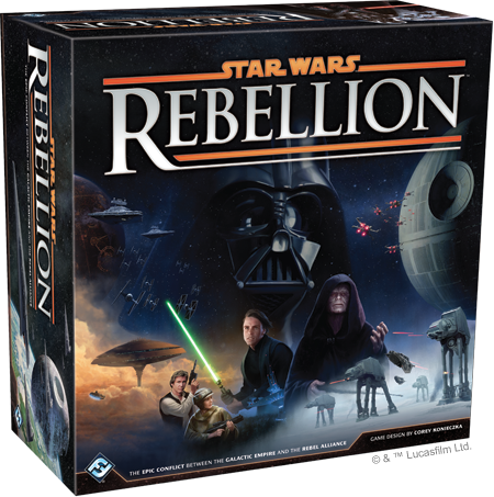 Star Wars Rebellion Bundle