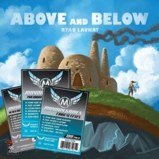 Above and Below Sleeve Pack