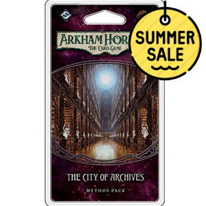 Arkham Horror The Card Game – The City of Archives