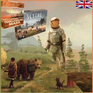 Bestseller Bundle II (Scythe + Terraforming Mars EN)