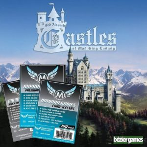 Castles of Mad King Ludwig Sleeve Pack