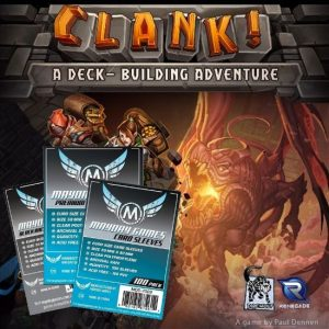 Clank! Sleeve Pack
