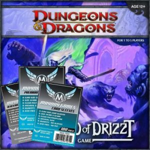 D&D The Legend of Drizzt Sleeve Pack