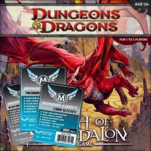 Wrath of Ashardalon Sleeve Pack