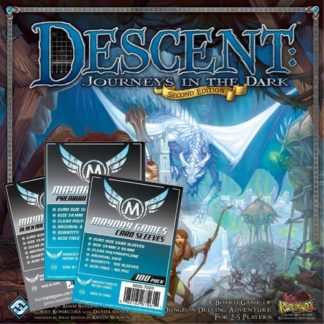 Descent 2nd Edition Sleeve Pack