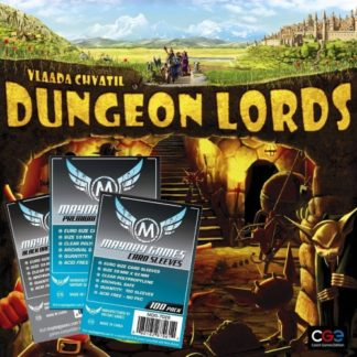 Dungeon Lords Sleeve Pack