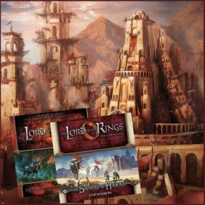 Lord of the Rings LCG Core Set + Sands of Harad Bundle
