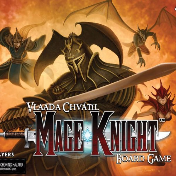 Mage Knight Collection Bundle