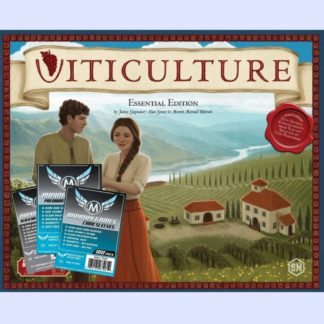Viticulture Essential Edition Sleeve Pack