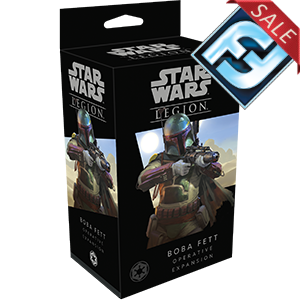 Star Wars Legion: Boba Fett Expansion