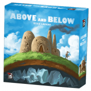 Above and Below + City of Iron (2nd Edition) Bundle