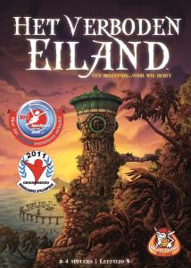 Het Verboden Eiland (NL)