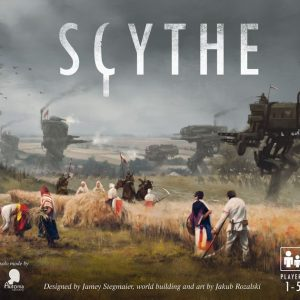 Stonemaier Bundle (Scythe + Viticulture: Essential Edition)