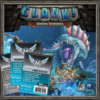 Clank Sunken treasure sleeve pack
