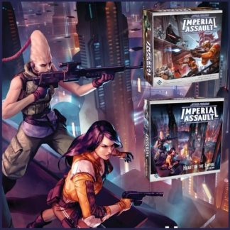 Imperial Assault + Heart of the Empire bundle