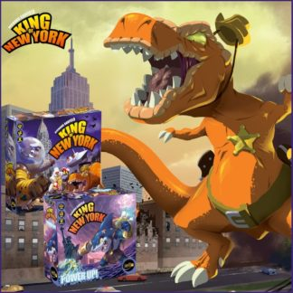 King of New York + Power Up Bundle