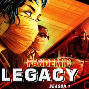 Pandemic Legacy: Season 1