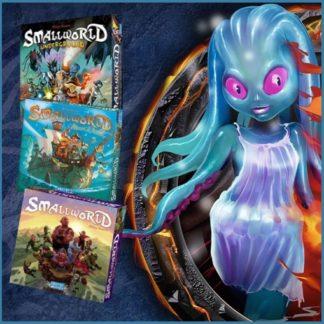 Small World + Small World Underground + River World Bundle