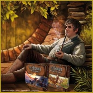 Lord of the Rings LCG The Hobbit Saga Bundle