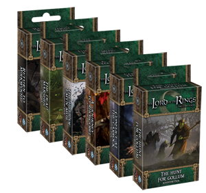 The Lord of the Rings LCG: Shadows of Mirkwood Bundle