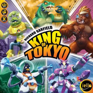 King of Tokyo + Power Up Bundle (EN)