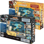 Pandemic Legacy Season 2 Black Edition (NL)