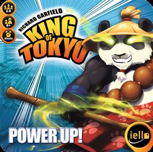 King of Tokyo Power Up (EN)