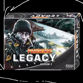 Pandemic Legacy Season 2 Black Edition (EN)